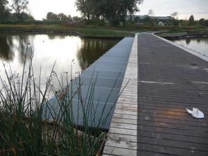 Brug- Amsterdam Bijlmerkpark