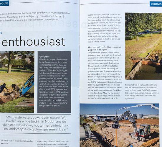 Rijnstreek Business Interview GlasGroen